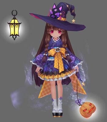 Halloween Zashi