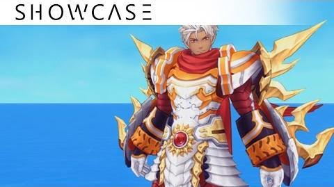 Showcase Aura Kingdom Eidolons - Aelius' Combo Skill