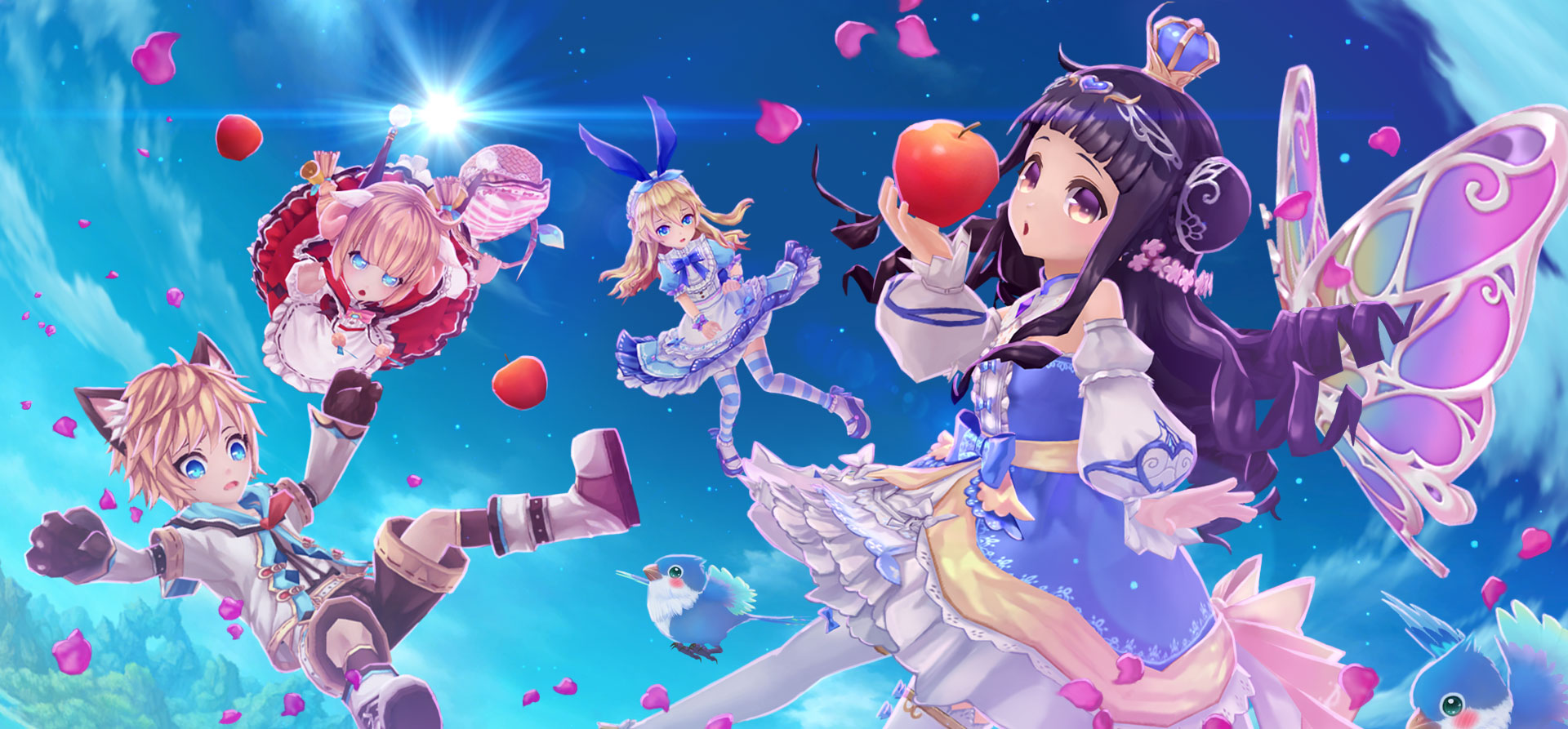 image - snow white wallpaper 2 | aura kingdom wiki | fandom