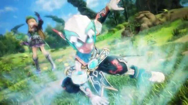 Fantasy Frontier (TW) - World view trailer
