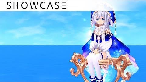 Showcase Aura Kingdom Eidolons - Eternia's Combo Skill