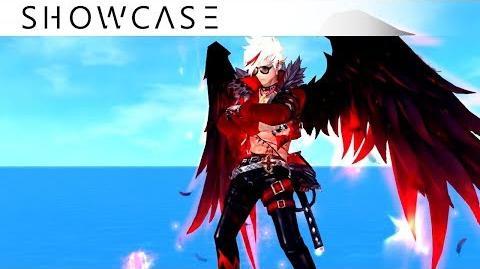 Showcase Aura Kingdom Eidolons - Uriel's Combo Skill