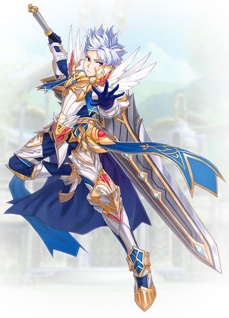 Holy Sword (Class) | Aura Kingdom Wiki | FANDOM powered by Wikia