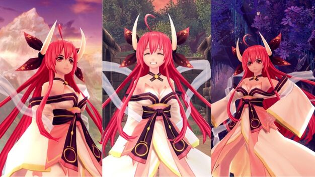 Kotori Itsuka Spirit Form Costume