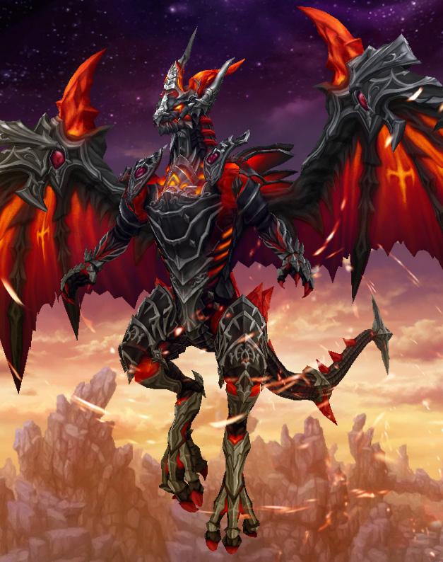 image alucard 3 star dragon form jpg aura kingdom wiki fandom