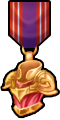 Gold Smithy Medal