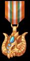 Gold Otherworldly Medal