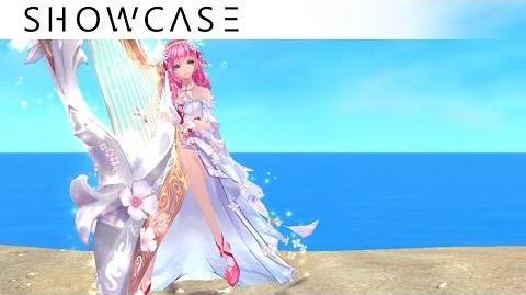 Showcase Aura Kingdom Eidolons - Harmonia's Combo Skill