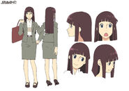 AKGoE Female Protagonist Concept