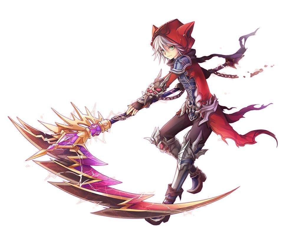 Reaper Aura Kingdom Wiki Fandom Powered By Wikia