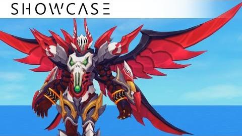 Showcase Aura Kingdom Eidolons - Eligos' Combo Skill