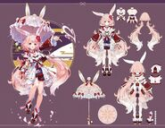 Inaba White Hare concept