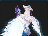 Heavenly Silver Griffin
