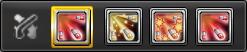 Combo system-gunslinger