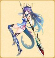 Azure Dragon Artwork