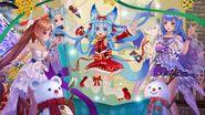 Christmas Ayako Wallpaper
