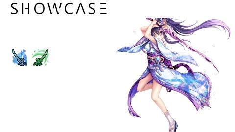 Showcase Aura Kingdom Ronin (Tachi) - Weapon Specialization Paths & Mastery Skills