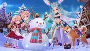 Eidolon Winter Wallpaper