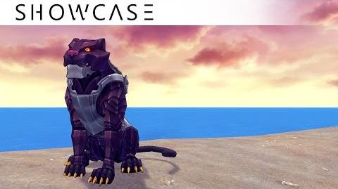 Showcase Aura Kingdom Eidolons - Cleopawtra's Combo (Mounting) Skill