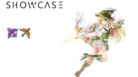 Showcase Aura Kingdom Ranger (War Bow) - Weapon Specialization Paths & Mastery Skills
