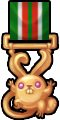 Gold Lapine Medal