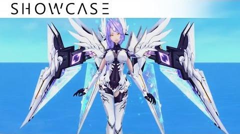 Showcase Aura Kingdom Eidolons - Kusanagi's Combo Skill