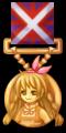 Gold Mirabelle's Medal