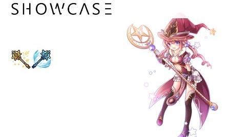 Showcase Aura Kingdom Wizard (Staff) - Weapon Specialization Paths & Mastery Skills
