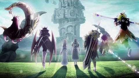 Aura Kingdom Mobile - Anime MMORPG (Web)