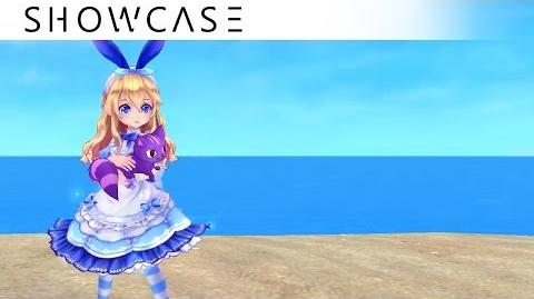 Showcase Aura Kingdom Eidolons - Alice's Combo Skill