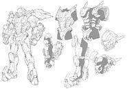Kaiser Zeta Concept Art