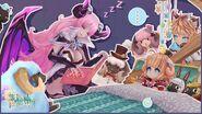 Eidolon Bedtime Wallpaper