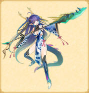 Azure Dragon 3-star Artwork