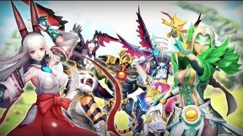Aura Kingdom - Eidolon Trailer