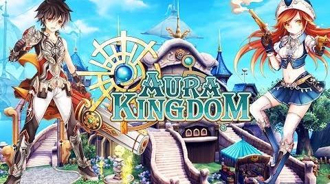 Обзор игры «Aura Kingdom»