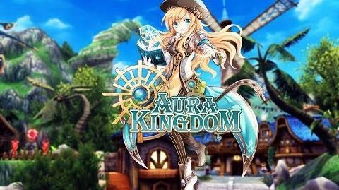 Aura Kingdom Мини-Обзор.