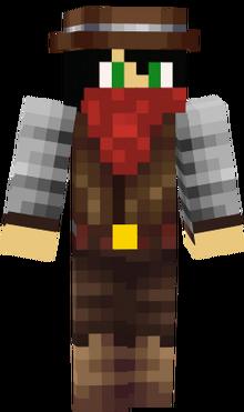 Skin cowboy
