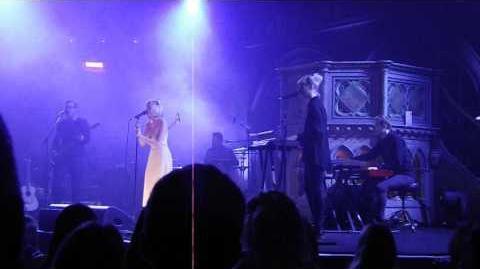 AURORA - Winter Bird Live @ Union Chapel 02.02.2016 (HD)