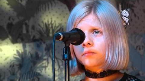 Aurora - Runaway live the Deaf Institute, Manchester 01-02-16