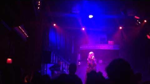 """Aurora """"Warrior"""" Live"""