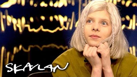 Aurora- – Fame is strange and unnatural - 2016 interview - English subtitles - Skavlan