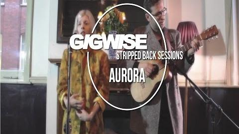 Aurora 'Life On Mars' by David Bowie (Gigwise Sessions)