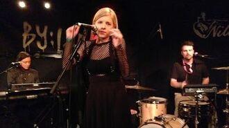 Aurora Aksnes på by-Larm 2014