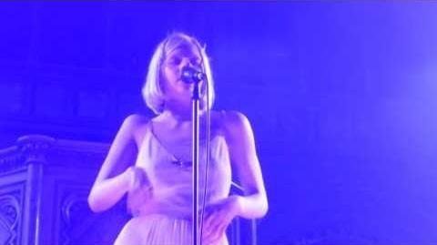 Aurora - Runaway (HD) - Union Chapel - 02.02.16