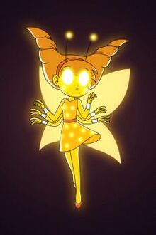 Aurora Butterfly | Aurora The Princess of Another Dimension Wiki