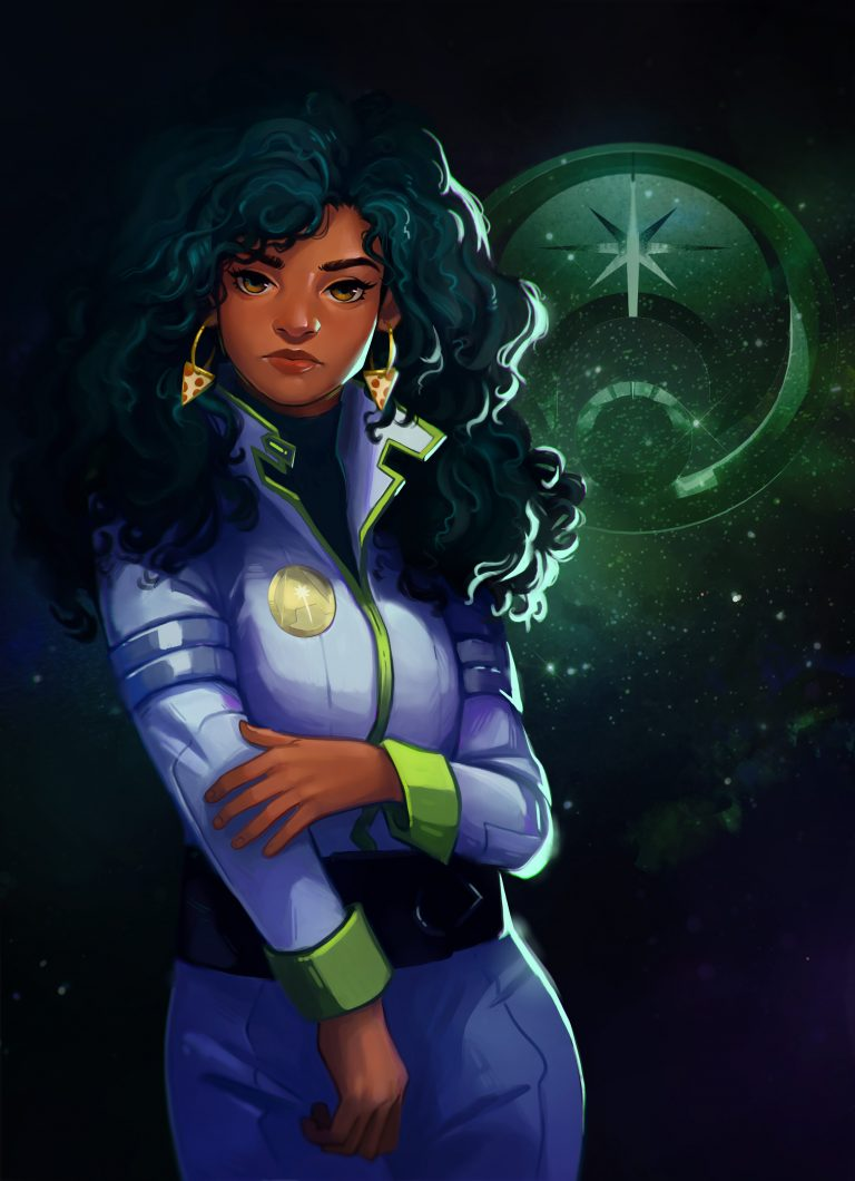 Zila Madran | The Aurora Cycle Wiki | Fandom