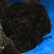 Asteroid ore