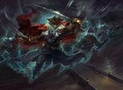 Drogskol captain by one vox-d4o6o12