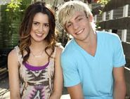 Laura Marano and Ross Lynch