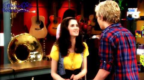 Austin and Ally Like Diamonds in The Sky